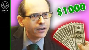 giving 1000 dollars to michael greger