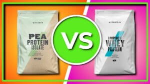 Is Plant Based Protein Better Than Whey