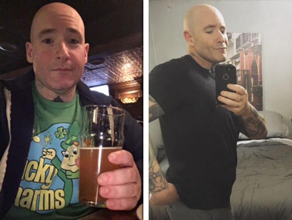 Vegan Fitness Transformation Josh