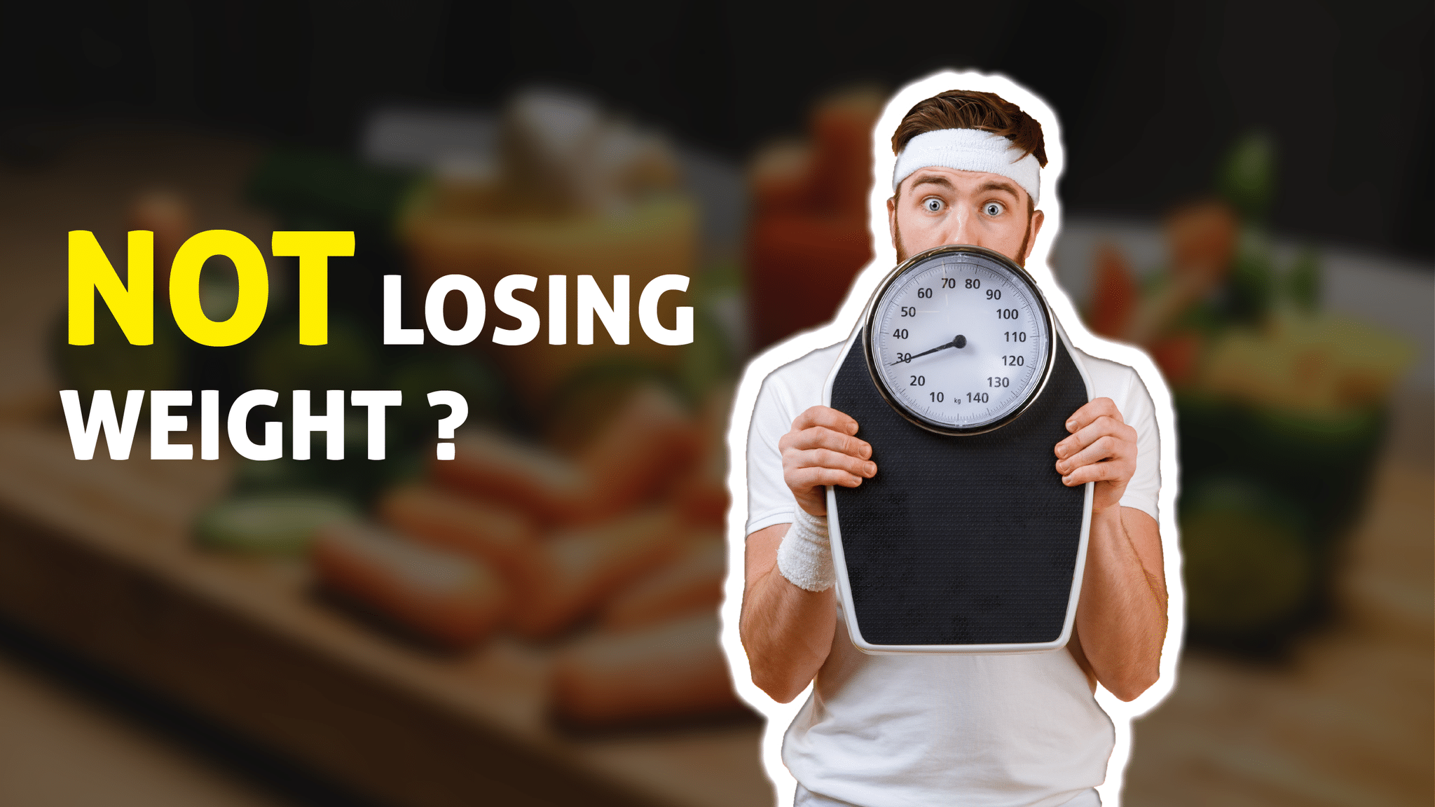 Why you're not losing weight on a vegan diet