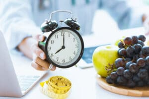 Time your meals
